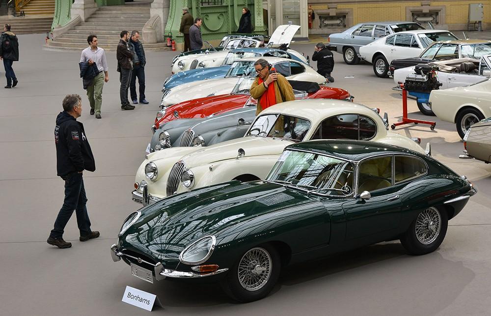 Quelles sont les voitures de collection préférées des français ?